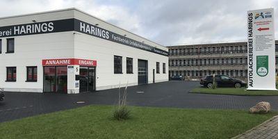 Autolackiererei Harings in Wolfsburg