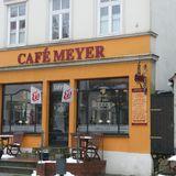 Cafe Meyer in Bergen auf Rügen