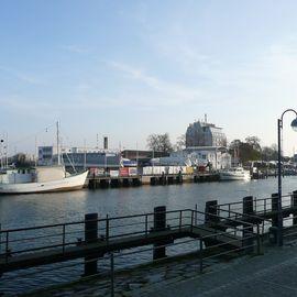 Am Strom in Rostock