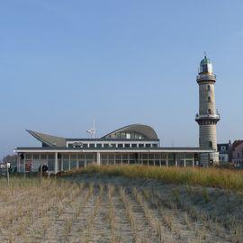 Bild zu Leuchtturm Warnemünde in Rostock Seebad Warnemünde