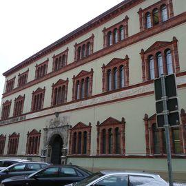 Amtsgericht in Wismar in Mecklenburg