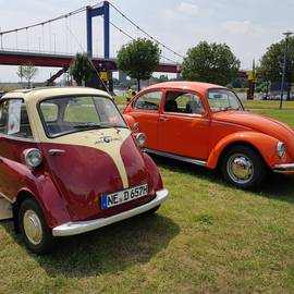 Oldtimer Treffen Käfer Käfertreffen in Duisburg