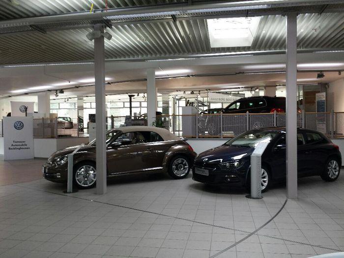 bilder und fotos zu tiemeyer gruppe automobile in recklinghausen rheinstr. Black Bedroom Furniture Sets. Home Design Ideas