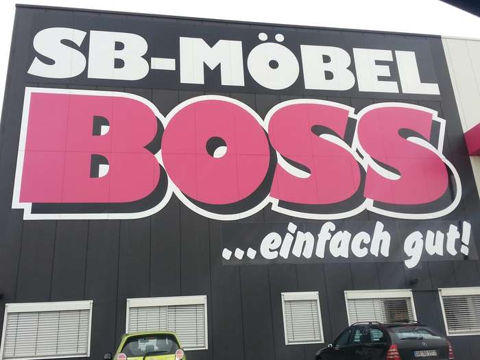 bilder und fotos zu sb m bel boss in moers am sch rmannsh tt. Black Bedroom Furniture Sets. Home Design Ideas