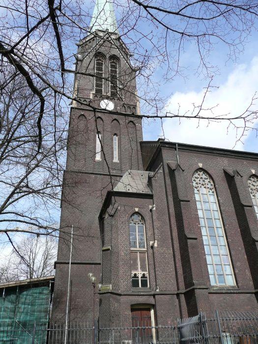 Kirche duisburg meiderich katholische St. Peter