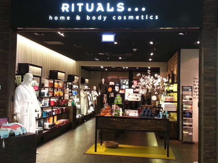bilder und fotos zu rituals cosmetics in duisburg kuhstra e. Black Bedroom Furniture Sets. Home Design Ideas