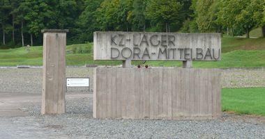 KZ-Gedenkstätte Mittelbau-Dora in Nordhausen in Thüringen