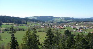 Baumwipfelpfad Bayrischer Wald in Neuschönau