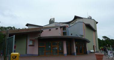 Mönchgut Bibliothek im Haus des Gastes in Ostseebad Baabe