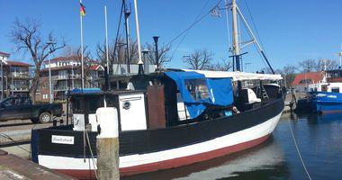 Räucherschiff Berta in Putbus