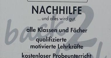 back2school Nachhilfe in Moers - Inh. Silke Hertgens in Moers