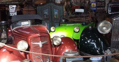 Fahrzeugmuseum Marxzell in Marxzell