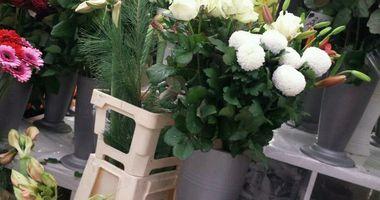 Blumenladen Karin Steffes-Lai, im real,- SB Warenhaus in Moers
