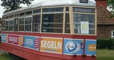 Verein Verkehrsamateure und Museumsbahn e.V. in Schönbergerstrand Gemeinde Schönberg in Holstein