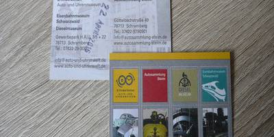 Museum ErfinderZeiten, Auto- und Uhrenwelt in Schramberg
