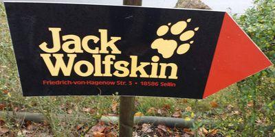 Jack Wolfskin Store Rügen Sellin in Ostseebad Sellin