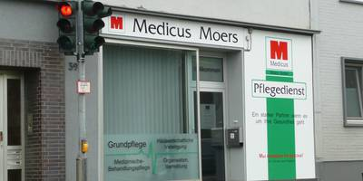 Pflegedienst Medicus GmbH in Moers