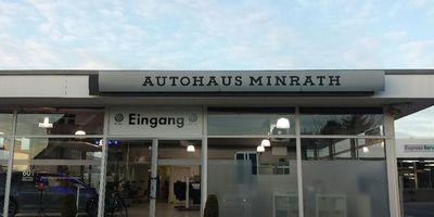 Autohaus Minrath GmbH & Co. KG in Kamp Lintfort