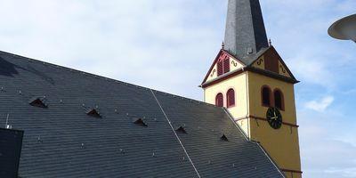 Katholische Kirche St. Stephanus in Zeltingen-Rachtig