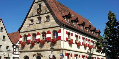 Altes Rathaus in Lauf an der Pegnitz