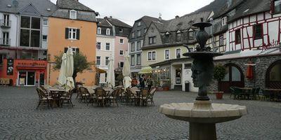 Karlsbader Brunnen in Bernkastel-Kues