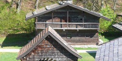 Museumsdorf Bayerischer Wald in Tittling