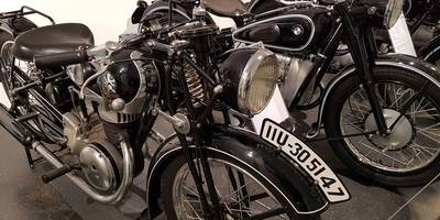Suhl Fahrzeugmuseum in Suhl