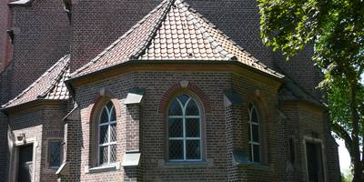 Evangelische Kirche Utfort in Moers
