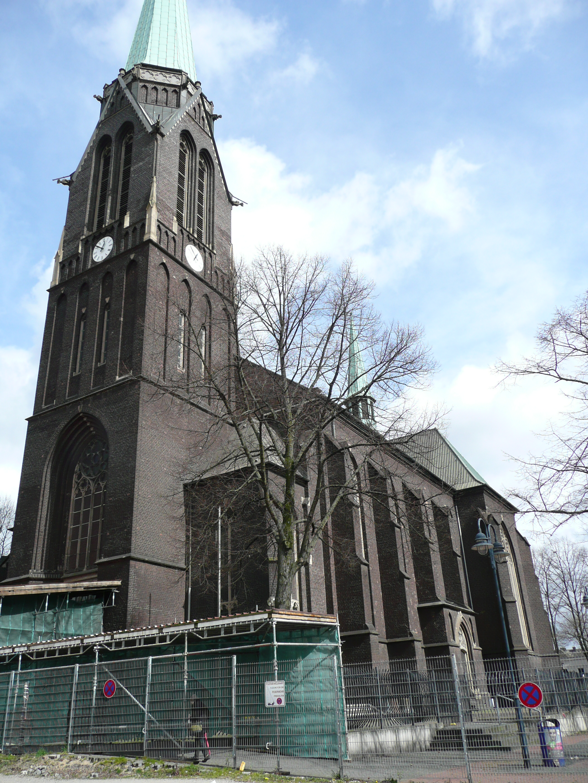 Duisburg katholische meiderich kirche Duisburg