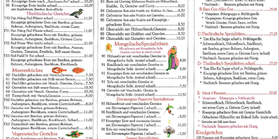 Asia Restaurant Lotus in Karlstadt