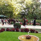 Teehaus im Englischen Garten in Berlin