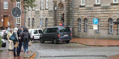 Behördenzentrum VII Amts- , Arbeits- u. Landgericht, Staatsanwaltschaft in Stade