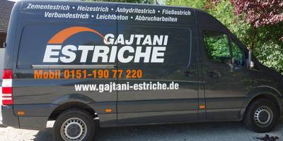 Gajtani Estriche in Geretsried