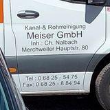 H. W. Meiser GmbH Kanalreinigung in Merchweiler