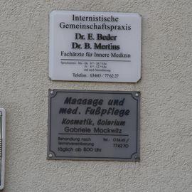 Beder Edda Dr.med. , Mertins Bergfried Dr.med. Internisten in Naumburg an der Saale