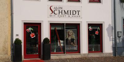 Salon Schmidt Mit Haut u. Haar Inh. Juana Schmidt in Naumburg an der Saale
