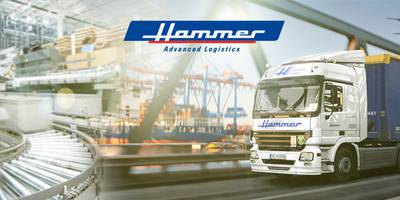 Hammer GmbH & Co. KG, Advanced Logistics in Aachen