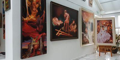 Vieweg Ralf u. Margit Galerie 13 in Neustadt bei Coburg