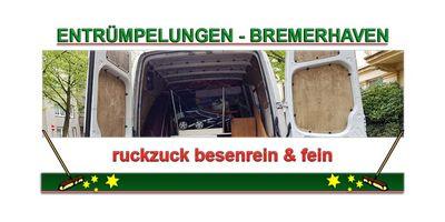 Entruempelungen-Bremerhaven/Gebrauchtmöbel Shop in Bremerhaven