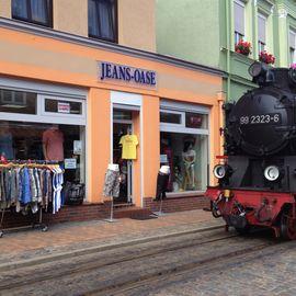 Jeans-Oase & Stickerei Andy Riemer in Bad Doberan