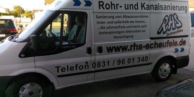 RHS Scheufele e.K. - Fachbetrieb für Abwasser in Kempten im Allgäu