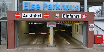 Else Parkhaus Bünde in Bünde