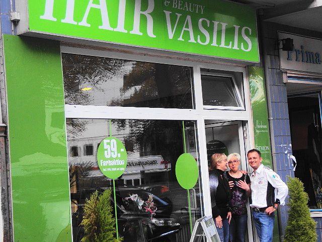 hair und beauty vasilis friseursalon in berlin ⇒ in das Örtliche