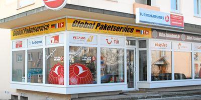Global-Paketservice, Lieferadresse in Weil am Rhein in Weil am Rhein