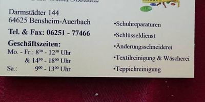 Auerbach-Service in Auerbach Stadt Bensheim
