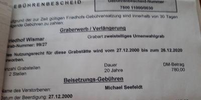 Bork Daniel Steinmetzbetrieb in Wismar in Mecklenburg