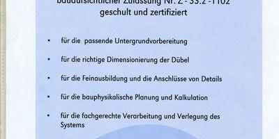 Fliesenlegermeister Frank Schwarz FSB Fliesenverlegung in Dortmund