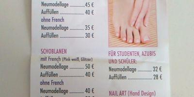 N & D Beauty Nagelstudio in Freising