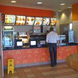 McDonald's Restaurant in München