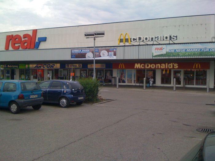 McDonald's Restaurant 1 Bewertung München Freimann Maria Probst Str golocal